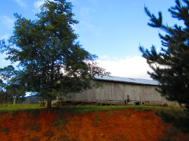 red hill shed