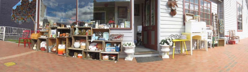Cygnet Town Old Wares Shop