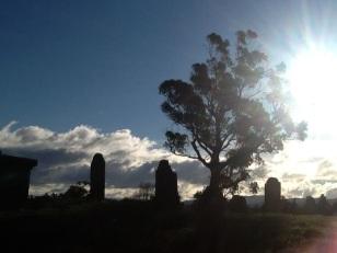 Cemetery Hill St John the Physician Richmond Tasmania