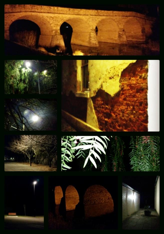 Night lights Richmond