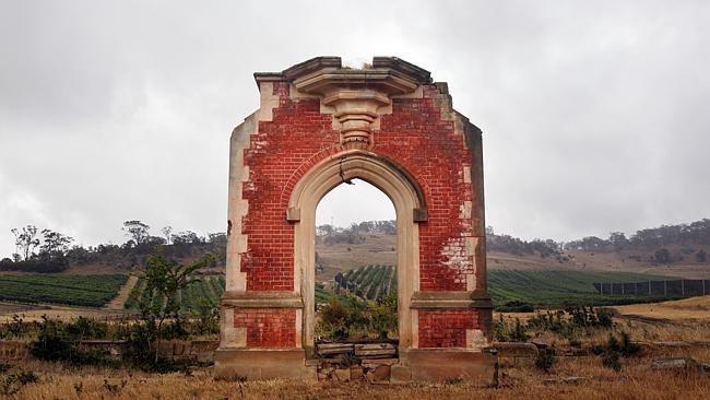 hobart ruins